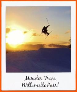 downhill ski 1