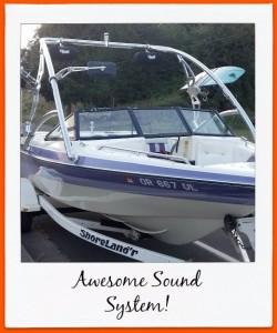 wakeboard boat